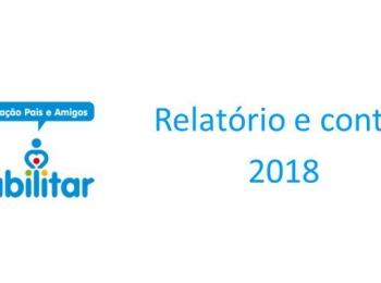 Relatório & Contas 2018